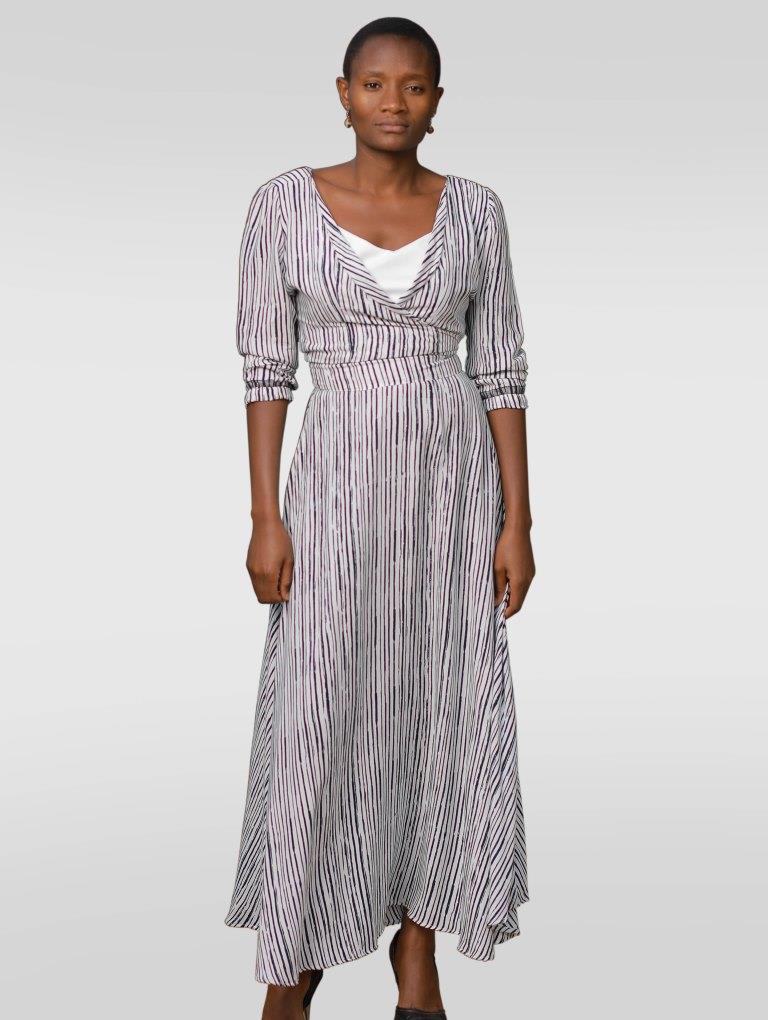Isaro Breastfeeding Dress 30$