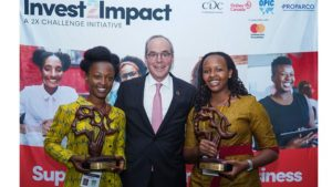 Rwandan firms win big at inaugural women entrepreneurship challenge