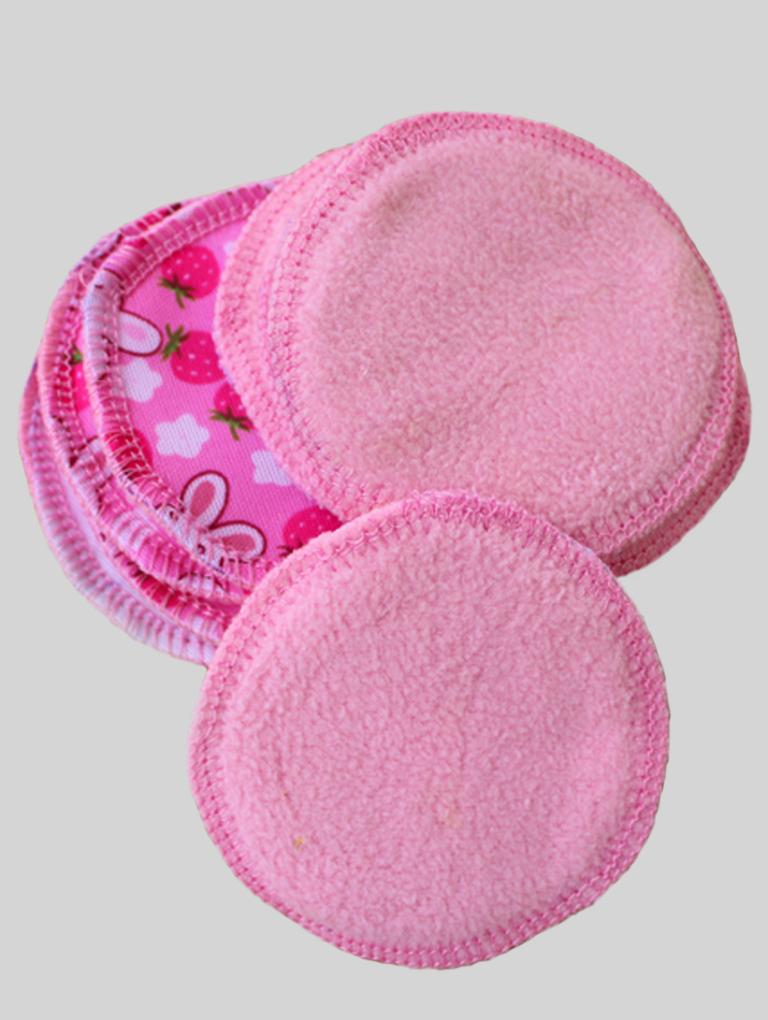 Reusable Nursing/makeup remover pad